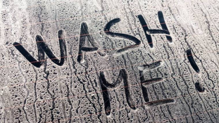 Do you really HAVE to wash your car?