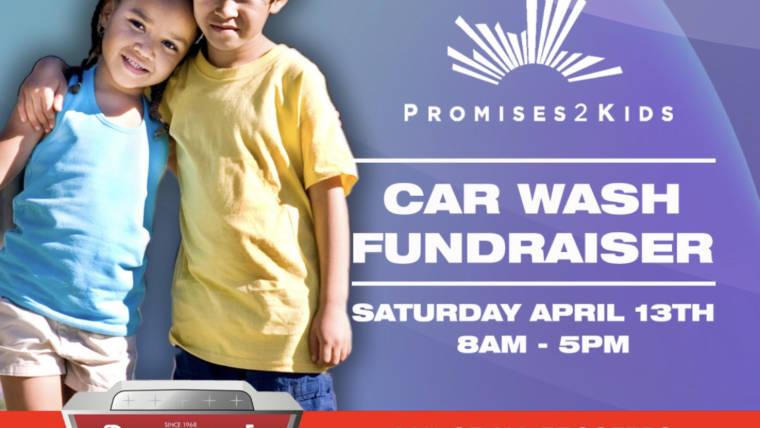Promise2Kids Car Wash Fundraiser