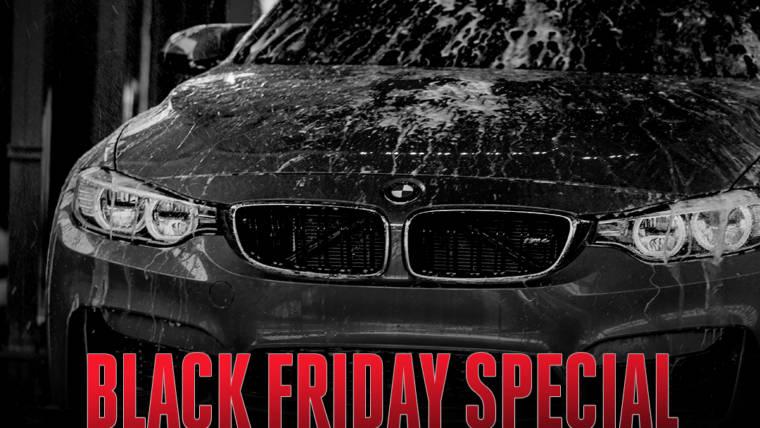 Black Friday Special